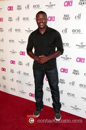Edwin Hodge - Celebrities attend OK! Magazine's SO SEXY event at Skybar at The Mondrian Hotel - Los Angeles, CA,...