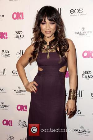 Mayte Garcia - Celebrities attend OK! Magazine's SO SEXY event at Skybar at The Mondrian Hotel - Los Angeles, California,...