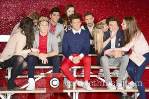 Niall Horan, Zayn Malik, Louis Tomlinson, Liam Payne and Harry Styles - First shots of new wax figures of One...