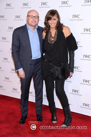 Georges Kerns and Donna Karan