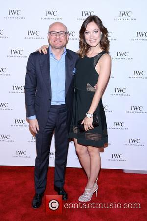 Georges Kerns and Olivia Wilde