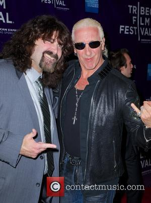 Mick Foley and Dee Snider