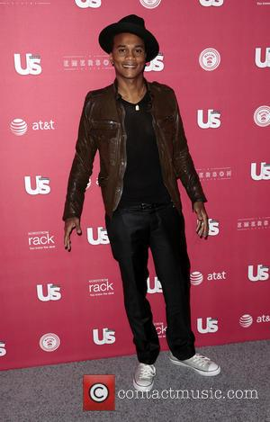 Cory Hardrict - Us Weekly Annual Hot Hollywood Style Issue event held at The Emerson Theatre - Arrivals - Los...