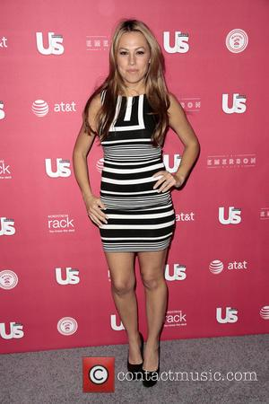 Jessica Hall - Us Weekly Annual Hot Hollywood Style Issue event held at The Emerson Theatre - Arrivals - Los...