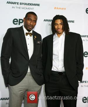 Amare Stoudemire and Chris Copeland