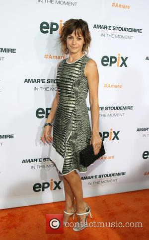 Stephanie Szostak - Premiere of EPIX Original Documentary 'Amar'e Stoudemire: In The Moment' held at Marquee - New York City,...