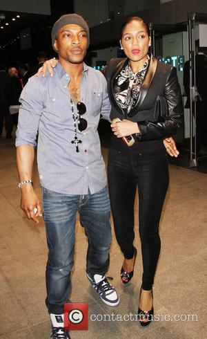 Ashley Walters and Natalie Williams
