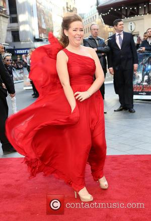 Tanya Burr - Iron Man 3 UK premiere held at the Odeon Leicester Square - Arrivals - London, United Kingdom...
