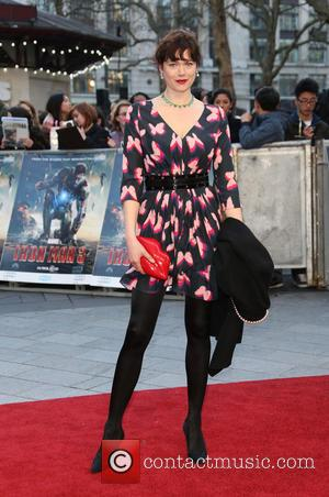 Jasmine Guinness - Iron Man 3 UK premiere held at the Odeon Leicester Square - Arrivals - London, United Kingdom...