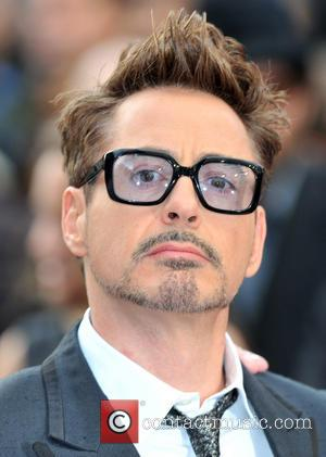 Robert Downey Jr Iron Man 3 Premiere