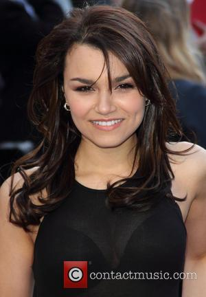 Odeon Leicester Square, Samantha Barks