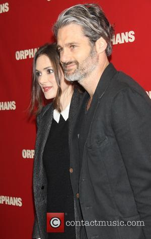 Winona Ryder - Broadway opening night of