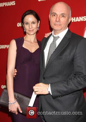 Sarah Wayne Callies and Gregory Mosher