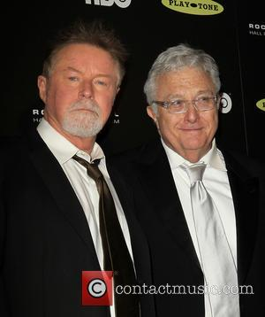 Don Henley and Randy Newman