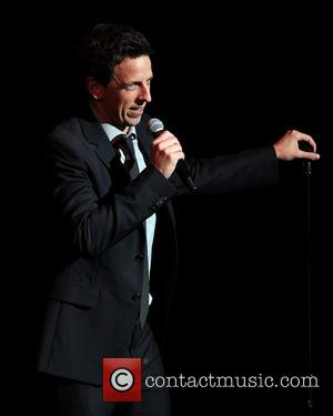 Seth Myers - Seth Myers performs during the Comedy Central South Beach Comedy Festival at the Fillmore - Miami Beach,...