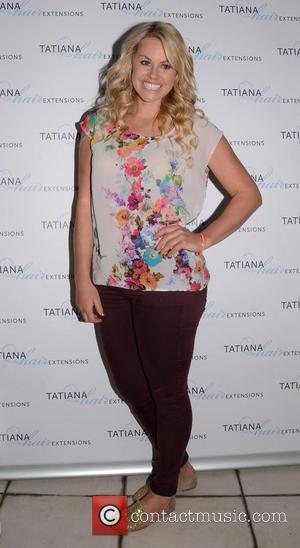Chemmy Alcott - Tatiana Hair Extensions Annual Anniversary Party - London, United Kingdom - Thursday 18th April 2013