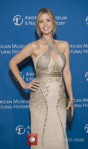 Ivanka Trump - The American Museum Of Natural History For 2013 Museum Spring Dance Under The Sea - New York,...
