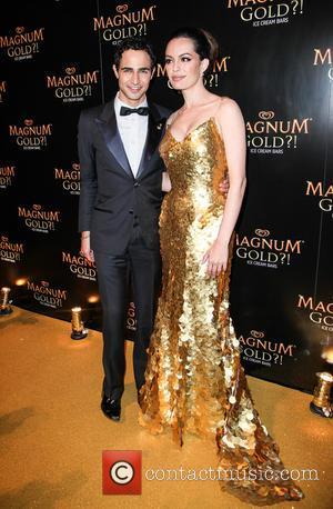 Zac Posen and Caroline Correa