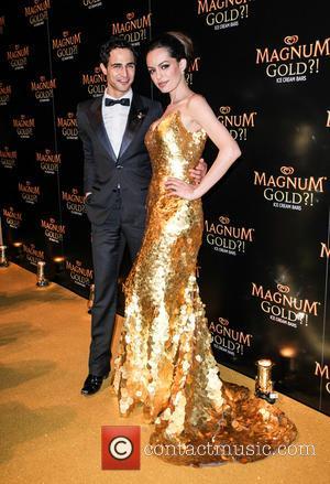 Zac Posen and Caroline Correa - 2013 Tribeca Film Festival- 'As Good As Gold' presented by Magnum Ice Cream -...