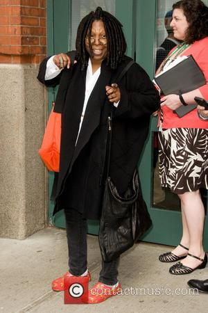 Whoopi Goldberg - 2013 Tribeca Film Festival Juror Welcome Lunch - Departures - New York City, New York , United...