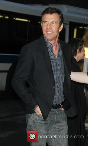 Dennis Quaid - Sony Pictures Classics presents the premiere of  'At Any Price' at the Landmark Sunshine Cinema- Outside...