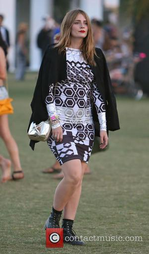 Mischa Barton - Celebrities at the 2013 Coachella Valley Music and Arts Festival - Week 2 Day 1 - Indio,...
