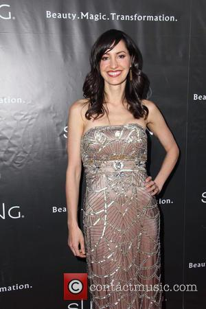 Charlene Amoia - Sue Wong Fall 2013 Great Gatsby Collection Unveiling And Birthday Celebration - Los Angeles, CA, United States...