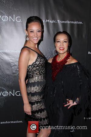 Lauren Mayhew and Sue Wong - Sue Wong Fall 2013 Great Gatsby Collection Unveiling And Birthday Celebration - Los Angeles,...
