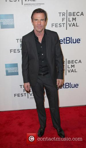 Dennis Quaid - 2013 Tribeca Film Festival - 'At Any Price' - Red Carpet Arrivals - New York, NY, United...