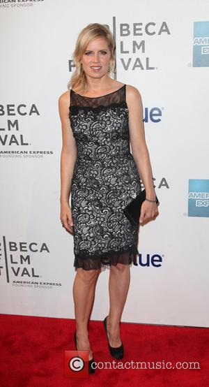 Kim Dickens - 2013 Tribeca Film Festival - 'At Any Price' - Red Carpet Arrivals - New York, NY, United...
