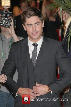 Zac Efron - 2013 Tribeca Film Festival - 'At Any Price' - Red Carpet Arrivals - New York, NY, United...
