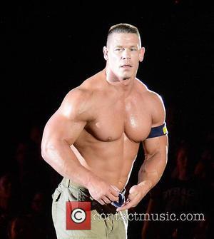 John Cena - WWE Revenge Tour at The O2 - Dublin, Ireland - Friday 19th April 2013
