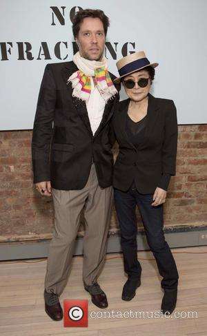 Rufus Wainwright and Yoko Ono
