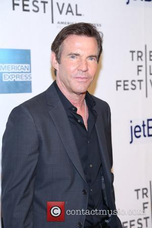 Dennis Quaid - 2013 Tribeca Film Festival - 'At Any Place' -Red Carpet Arrivals - New York City, New York...