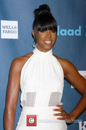 Kelly Rowland - 24th Annual GLAAD Media Awards