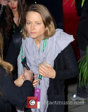 Jodie Foster - 2013 Tribeca Film Festival - 'Sunlight Jr.' premiere - Arrivals - New York City, NY, United States...