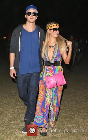 Coachella, Paris Hilton