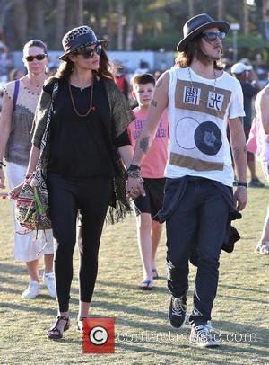 Cisco Adler and Barbara Stoyanoff - Celebrities at the 2013 Coachella Valley Music and Arts Festival - Week 2 Day...