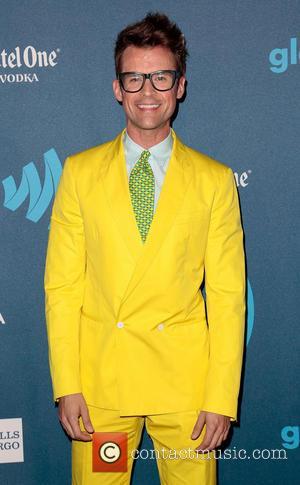 Brad Goreski - 24th Annual GLAAD Media Awards held at the JW Marriott - Arrivals - Los Angeles, California, United...
