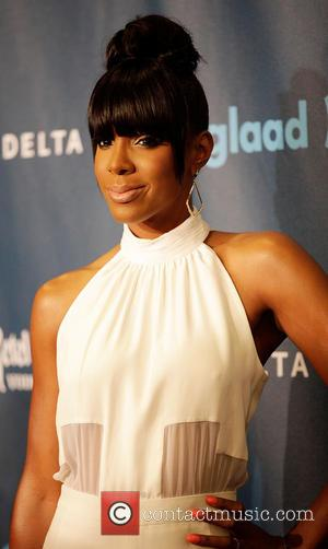 Kelly Rowland GLAAD Awards