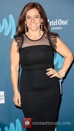 Marissa Jaret Winokur - 24th Annual GLAAD Media Awards held at the JW Marriott - Arrivals - Los Angeles, California,...