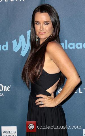 Kyle Richards - 24th Annual GLAAD Media Awards held at the JW Marriott - Arrivals - Los Angeles, CA, United...