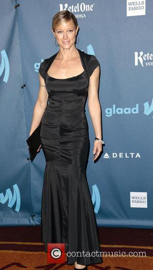Teri Polo - 24th Annual GLAAD Media Awards held at the JW Marriott - Arrivals - Los Angeles, CA, United...