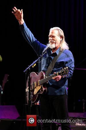 Jeff Bridges - Jeff Bridges Performs at Rocks Lounge at Red Rock Resort and Casino - Las Vegas, Nevada, United...