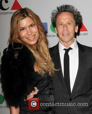 Brian Grazer and Veronica Smiley - 'Yesssss!' 2013 MOCA Gala, Celebrating The Opening Of The Exhibition Urs Fischer - Arrivals...