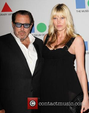 Julian Schnabel and Mary Schnabel