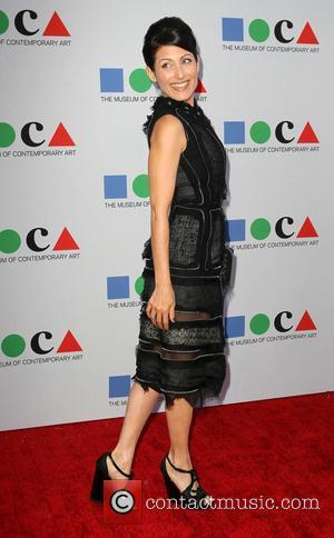 Lisa Edelstein - 'Yesssss!' 2013 MOCA Gala, Celebrating The Opening Of The Exhibition Urs Fischer - Arrivals - Los Angeles,...