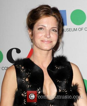Stephanie Seymour - 'Yesssss!' 2013 MOCA Gala, Celebrating The Opening Of The Exhibition Urs Fischer - Arrivals - Los Angeles,...