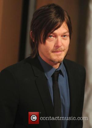 Norman Reedus - 2013 Tribeca Film Festival - 'Sunlight Jr.' premiere - Arrivals - New York, United States - Saturday...