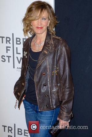 Felicity Huffman - 'Trust Me' World Premiere at the 2013 Tribeca Film Festival - New York, NY, United States -...